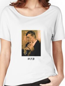 William F. Buckley, Jr Women's Relaxed Fit T-Shirt