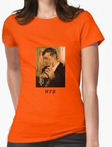 William F. Buckley, Jr Womens Fitted T-Shirt