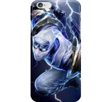 Zed - The master of shadows iPhone Case/Skin