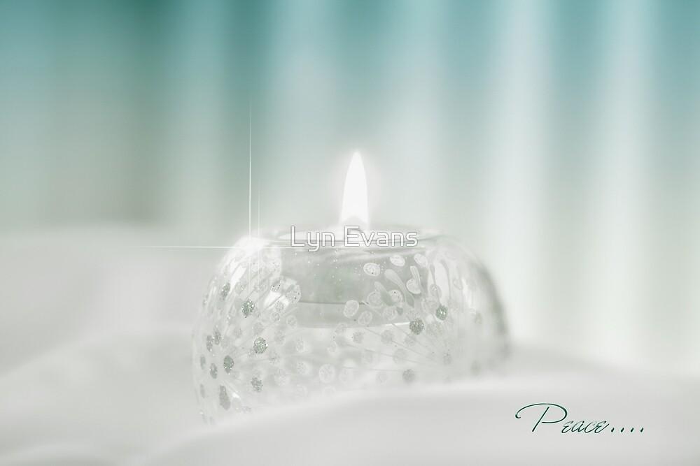Peace by Lyn Evans