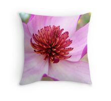 Flower Series 4 Throw Pillow