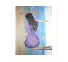 FLESH SERIES:  Art Print