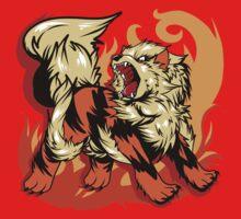 Arcanine's Fire by Ishmi