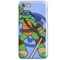 TMNT 2012 - Leo iPhone Case/Skin