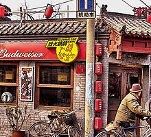 Beijing Bar by Roland Pozo