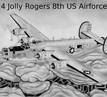B-24 by warrior1944