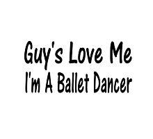 Ballet Photographic Print