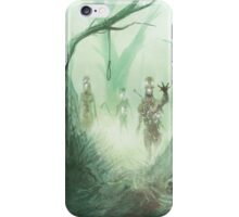 The Dead Come iPhone Case/Skin