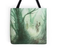The Dead Come Tote Bag