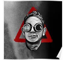 Depeche Mode : Goggles Martin Lee Gore & 2013's Delta  Poster