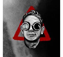 Depeche Mode : Goggles Martin Lee Gore & 2013's Delta  Photographic Print
