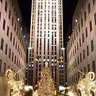 Rockefeller Centre Angels by Emma and Dave Atkinson