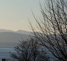 View at Lake Champlain, Burlington by Emma and Dave Atkinson