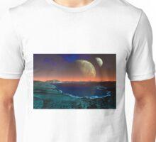 Offworld Moonsrise Unisex T-Shirt