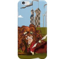 Ten points to Gryffindor, Merida! iPhone Case/Skin