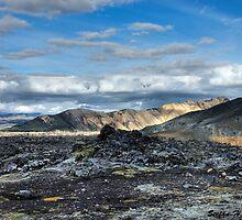 Iceland - Landmannalaugar by Stefán Kristinsson