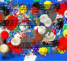 (JERRY DOLL )  ERIC WHITEMAN  ART  by eric  whiteman