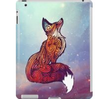Space Fox iPad Case/Skin