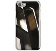 Abstract of a loft ladder iPhone Case/Skin