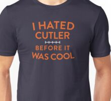 Cut Cutler! Unisex T-Shirt