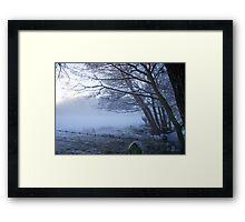 Moray Morning Framed Print