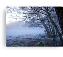 Moray Morning Canvas Print