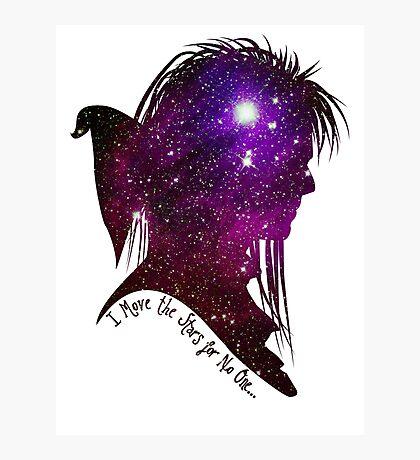 The Stars Photographic Print