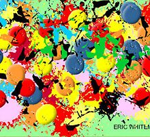 (PASSION) ERIC WHITEMAN  ART  by eric  whiteman