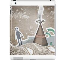 snow field  iPad Case/Skin