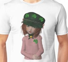LITTLE SAINT PATRICKS ANGEL Unisex T-Shirt