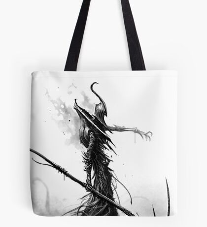 Death Lord Tote Bag