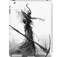 Death Lord iPad Case/Skin
