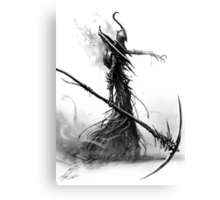 Death Lord Canvas Print
