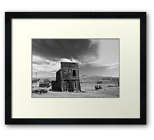 Untitled 12 Framed Print