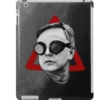 Depeche Mode : Goggles Andrew Fletcher & 2013's Delta  iPad Case/Skin