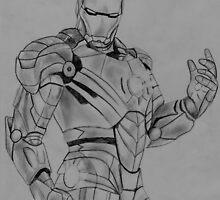 Iron man by warrior1944