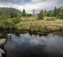 Round Tower by Martina Fagan
