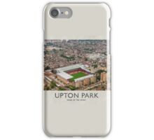 Vintage Football Grounds - Upton Park (West Ham United FC) iPhone Case/Skin