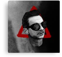 Depeche Mode : Goggles Dave Gahan & 2013's Delta  Canvas Print