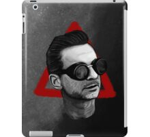 Depeche Mode : Goggles Dave Gahan & 2013's Delta  iPad Case/Skin