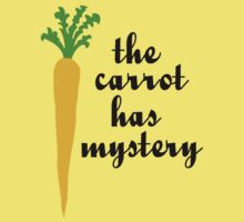The carrot has mystery