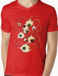 Flying Eye's Mens V-Neck T-Shirt