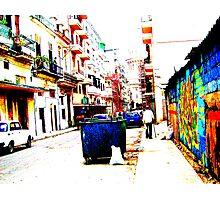 Deep Havana Photographic Print