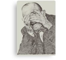 'Guess Who?' Canvas Print