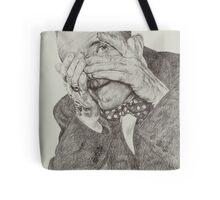 'Guess Who?' Tote Bag