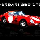 Ferrari 250 GTO by seventhfury
