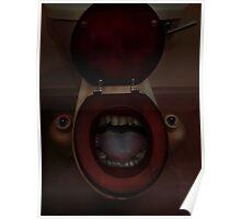 Devil's Seat Poster