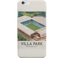 Vintage Football Grounds - Villa Park (Atson Villa FC) iPhone Case/Skin