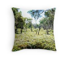 Tranquil Mood Throw Pillow