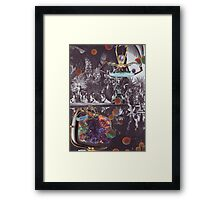 The Aesthetics of the Cold Flu Framed Print
